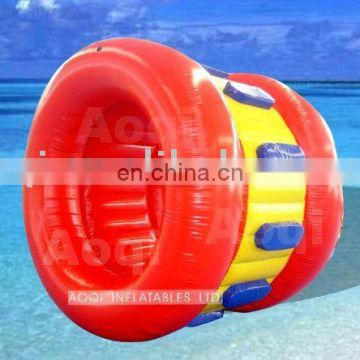 2015 AOQI newly design best quality special inflatable water park AQ3523 for commercial use