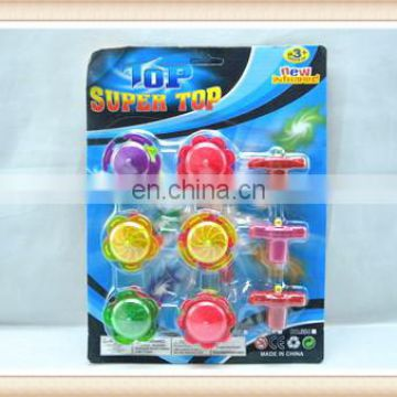 hot sale promotional toy spinning top