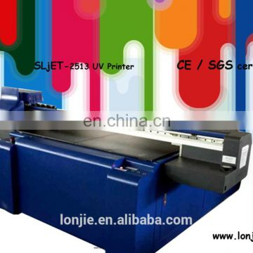 3d emboss high quality double head uv glass printing machine for sale