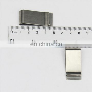 Good quality metal money clip