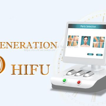 3d hifu facial lifting equipment U-3DHIFU8