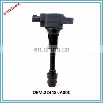 BAIXINDE DQ9010E OEM 22448-JA00C factory made ignition coil for NISSANs Altima 07-11