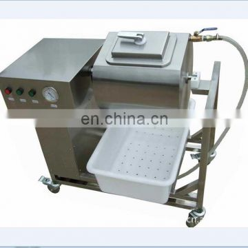 automatic factory price meat salting machine chicken wings vacuum meat salting machinery for a big discount