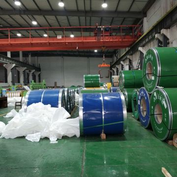 Stainless Steel Sheet Coil Cold Rolled Hot Dipped Galvanized