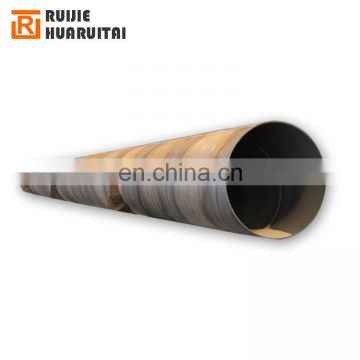 14 inch spiral steel pipe pile prices of ssaw pipe api51*52 steel pipe