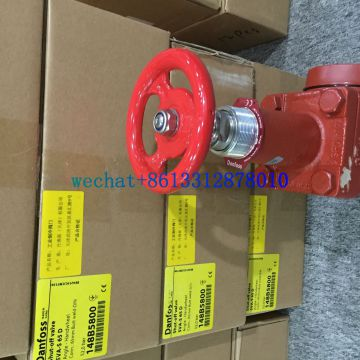Danfoss Shut-off valves type SVA-S 65-80D,SVA-L 150-200D,SVA250-300A