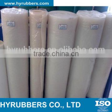 Hyrubbers produced hard thick silicone rubber sheet