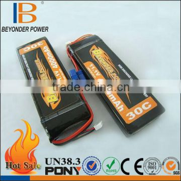China manufacture 20000mah rc lipo battery wholesale with BMS protected, low price and high quality