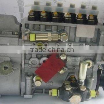 371 hp howo truck WD615 diesel engine injector pump in fule