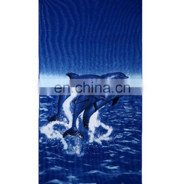 Cheap Wholesales Custom Microfiber Beach Towel