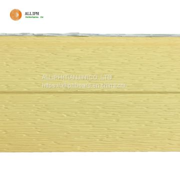 16mm pu foam sandwich panels