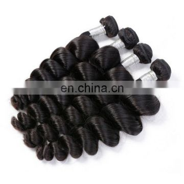 Real hair extension malaysian hair extension