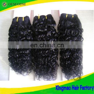 Top Quality Grade 5A Water Wave 100% Virgin Human Hair Weave Peruvian Hair
