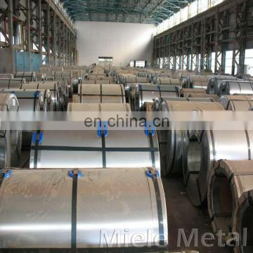SPCC BLUE COLOR galvanized steel strip coils