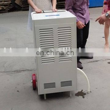 handpush dehumidifier with two strong wheels 80Liters / 90Liters /138Liters / 158Liters per day