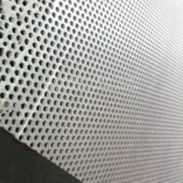 stainless steel perforated metal mesh for oil filter