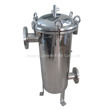 hot sale ss304 multi bag liquid filter housing for water filtration