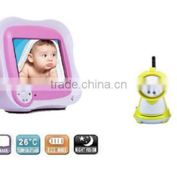 mobile phone wifi Baby Video Monitor Security Camera 2 Way Talk Audio IR LED Night Vision Long Range Digital Signal