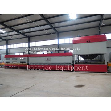 CE certificate glass tempering furnace