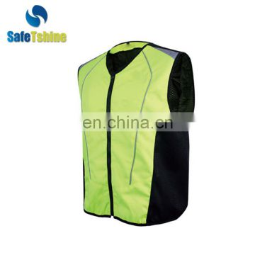 Yongkang safety reflective running vest for work