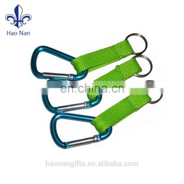 The most effective OEM sport climbing carabiner keychina manufacture