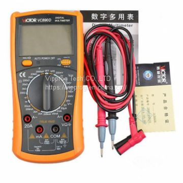 VC890D Digital Multimeter Cell Phone Motherboard Fix Diagnostic Tool