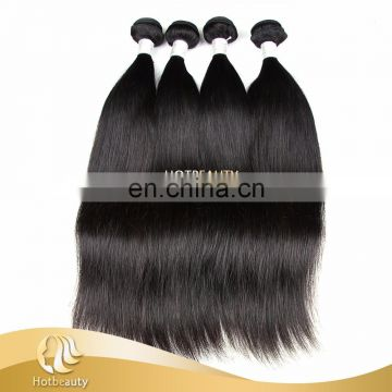 Human Hair 10''-30'' are available, The Softest Silky Straight Peruvian Human Hair Extension