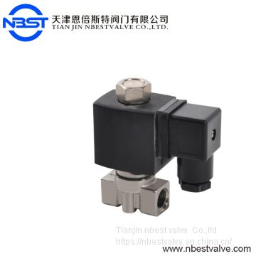 1 million times life span 24V direct acting washroom latching solenoid valve