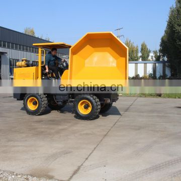 New 4X4 FCY30R 3ton diesel swivel side dumping tipper
