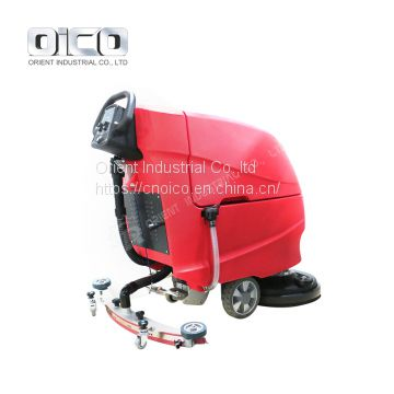 OR-V5 walk behind scrubber machine