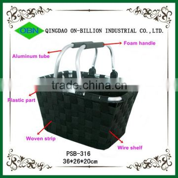 Hot sell woven shopping basket