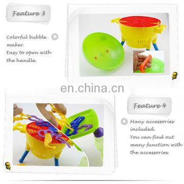 BBQ shaped electric soap bubble for sale