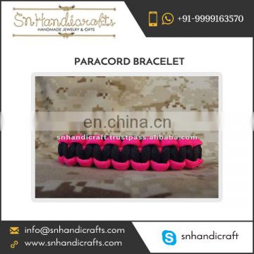 Customization Quality and Durable Paracord Bracelet for Sale