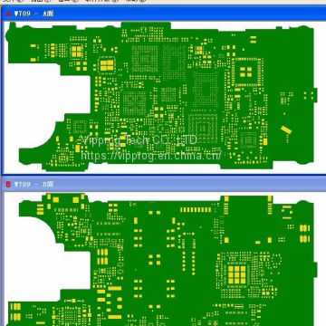 Zillion X Work ZXW DONGLE Mobile Phone  Circuit Board Repair  PCB Circuit Diagram Activation