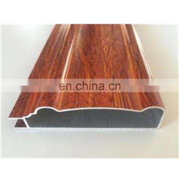 Excellent wood grain transfer printing machine for aluminum window MWJM-01