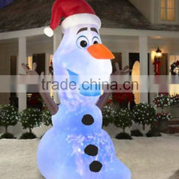 infaltable christmas cute cartoon,Best Quality New Cheap Custom Inflatable Christmas Model Product