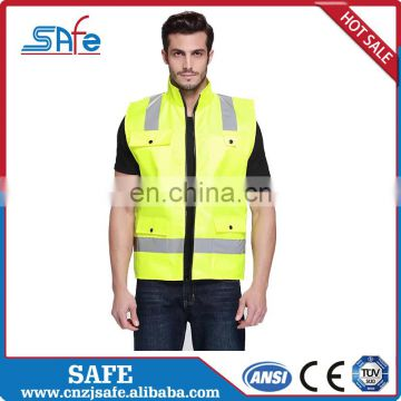 Fashional Design reflective safety jacket
