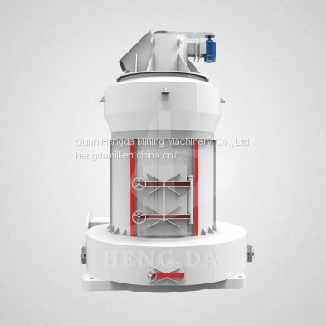 HD high pressure powder mill large grinding space grinder machine with premium price
