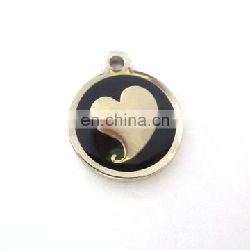 Disc Personalised Engraved Pet Tags DOG ID Custom highy Quality for Puppy Cat
