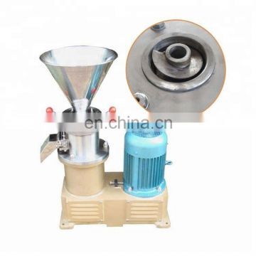 electric industrial cocoa nut butter grinder almond butter mill machine sesame colloid mill machine