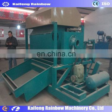 High performance waste paper recycle chicken egg tray machine/used paper chicken egg tray making machine