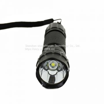 Mini Tactical Flashlight WF-501B XML T6 LED Hunting Torch Light 1 Mode/5 Mode Tactical camping emergency lighting