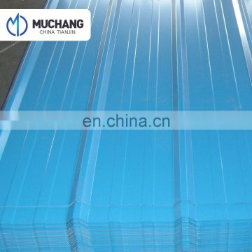 Z60 high strength Galvanized Corrugated Sheet