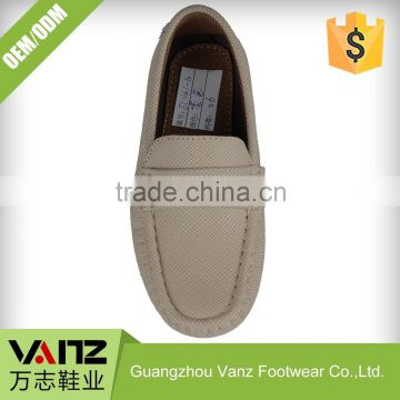 OEM ODM Service Less Rubbing Leather Flat Sole Loafer Shoes Trendy Casual Shoes