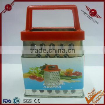 Eco-friendly new design stainless steel multifunction magic grater