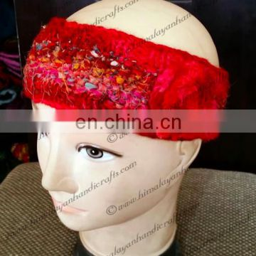 Highland Wool Headband WHB 103