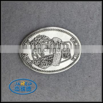 Hot-sale promotional custom tin metal sign