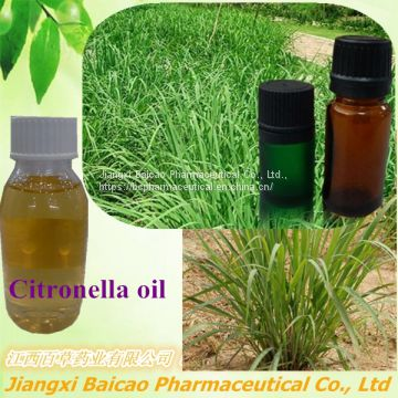Insect mosquito repellent cosmetic and flavour using bulk 85% Natural pure Citronella Oil