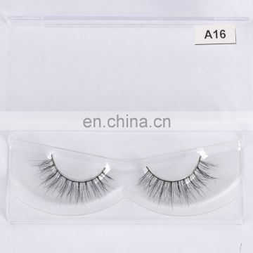 A16 private label mink eyelashes 3d mink lashes