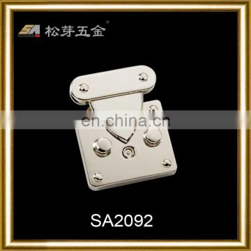 metal briefcase locks and clasps bag or notebook accessories zinc alloy lock